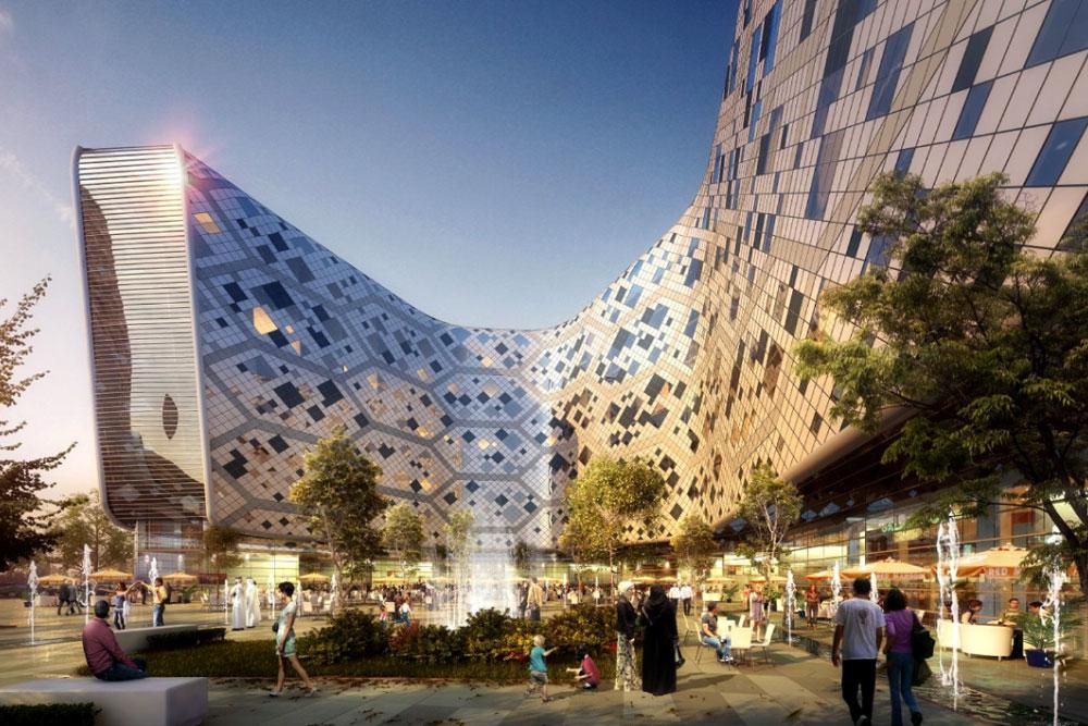 Bin Haider 5 Star Hotel Project