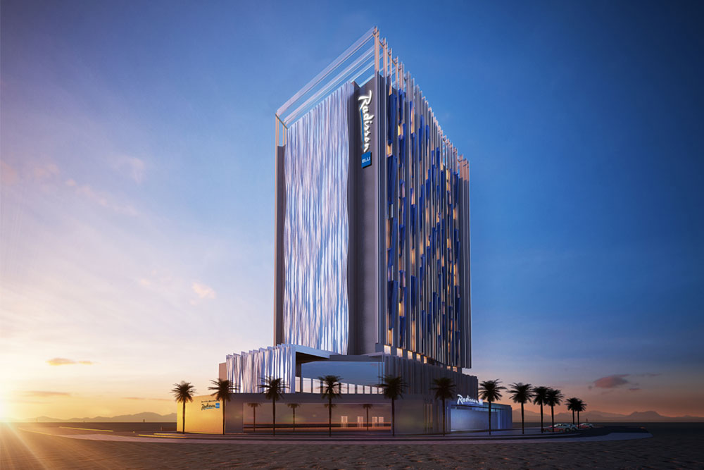 impz 5 star hotel project