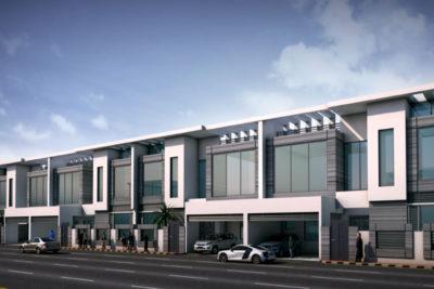 11 Group villas Project