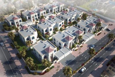 15 Group villas Project