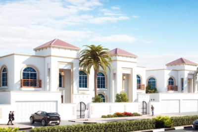 6 Group villas Project