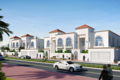8 Group villas Project