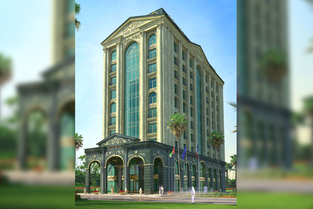 Al Garhoud Hotel Project