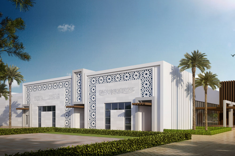 DWC Townhouse, Retail, Nursery & Mosque Project