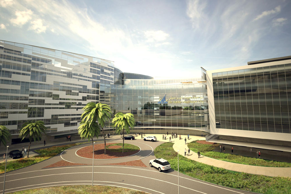 IMPZ Hospital Project