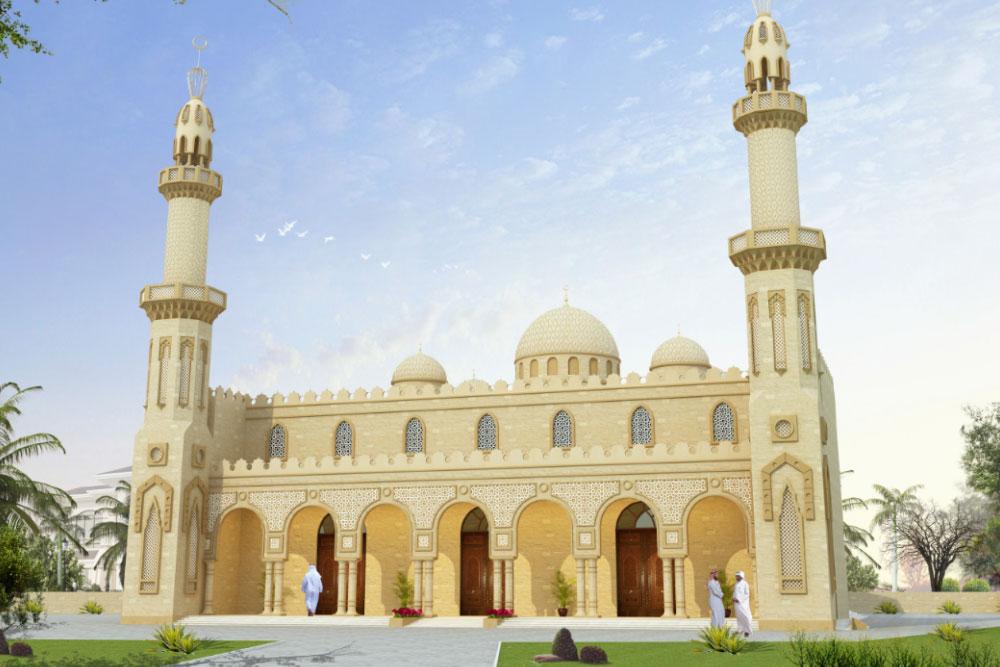 IMPZ Mosque Project