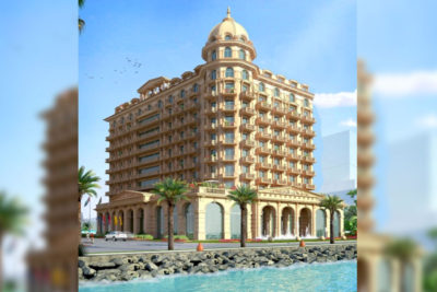 Palm Jumeirah Hotel Project