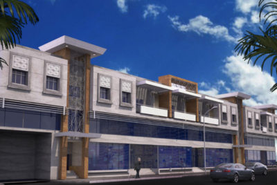 Sharjah Mixe Use Commercial Warehouse & Residential Project