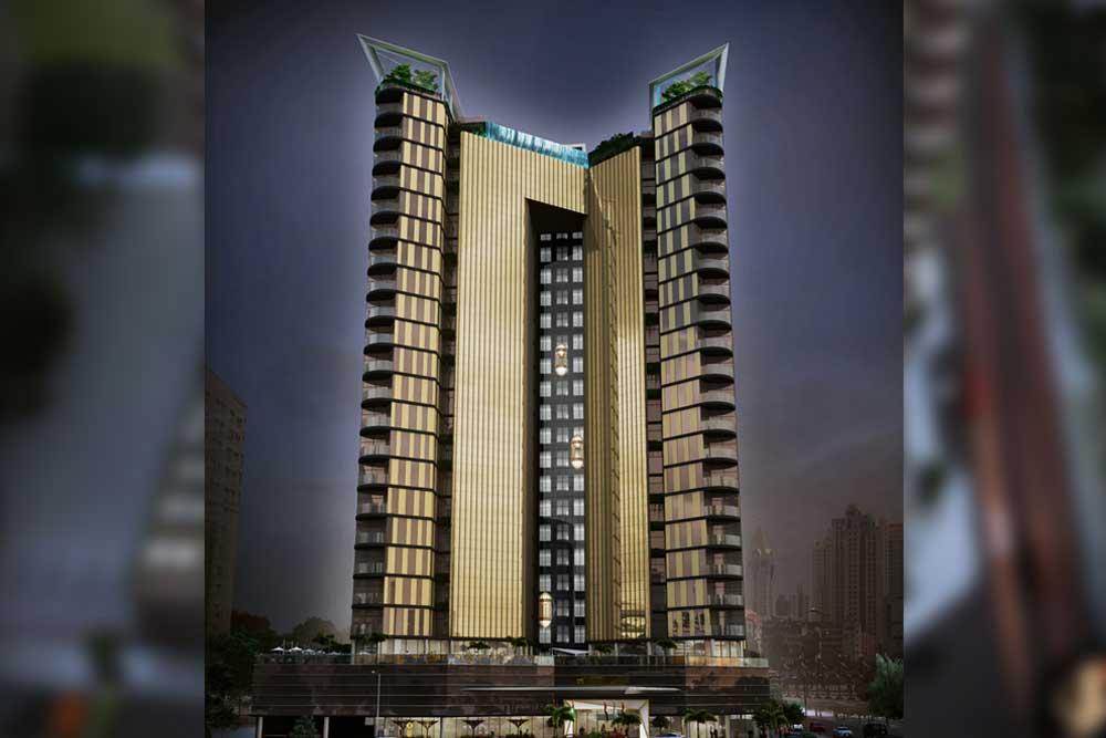 Al Nahda Hotel & Apartments Project - Mohammad Omar Bin