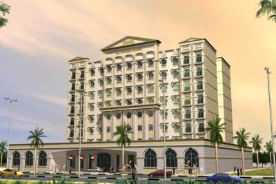 Al Furjan Hotel Project