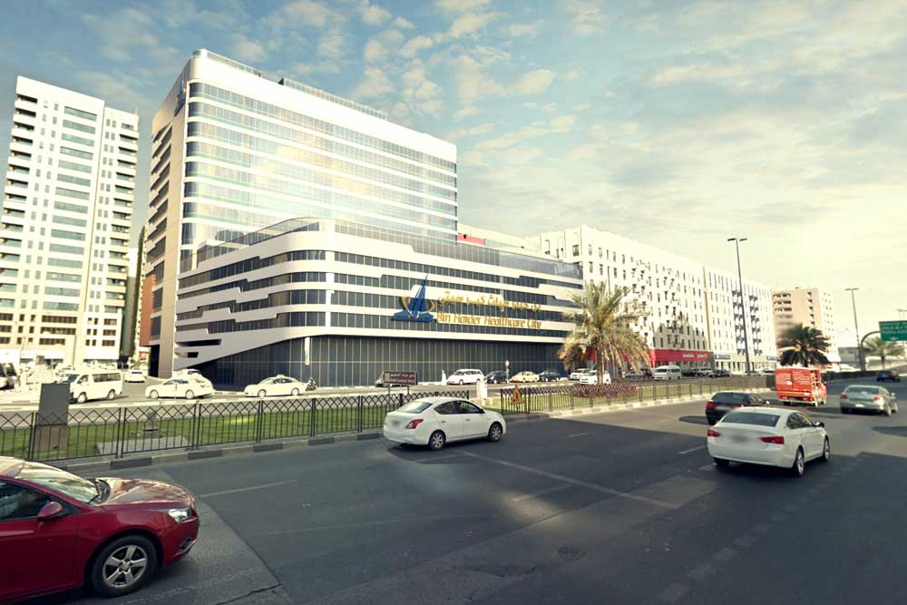 Sharjah Hospital Project