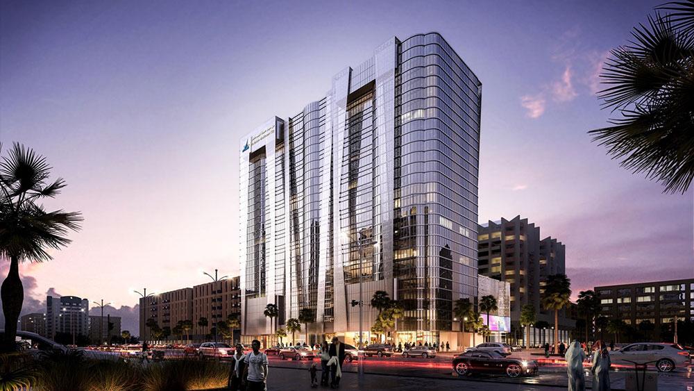 Bin Haider General Sharjah Hospital