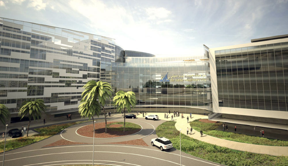 Bin Haider Healthcare City